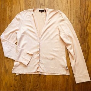 BCBGMAXAZRIA Cardigan Sweater L
